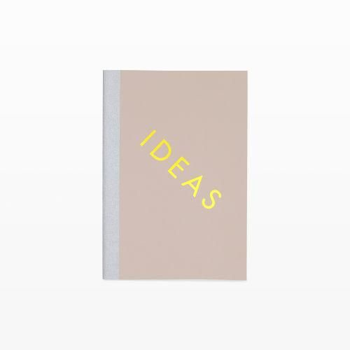 StudioSarah Ideas Notebook