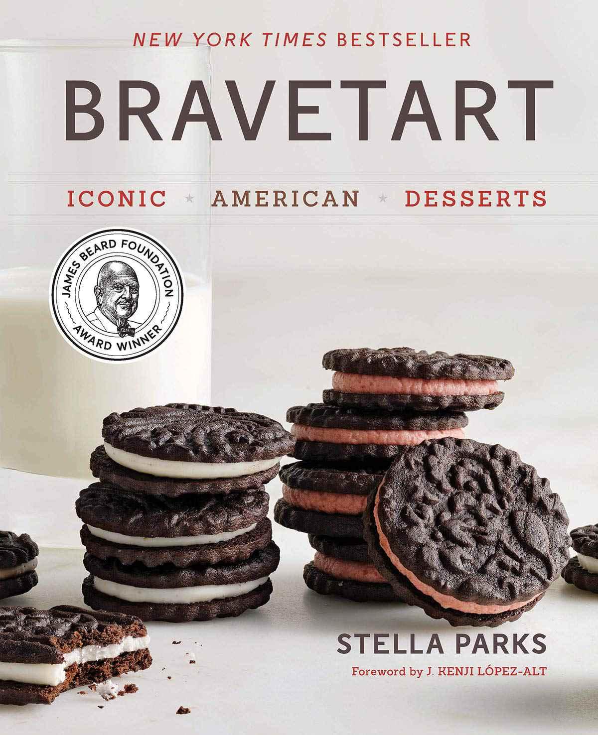 Bravetart—best baking books