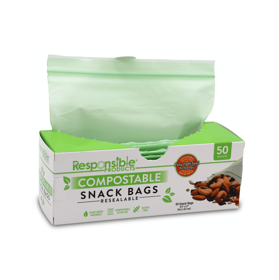 Compostable Snack Bags