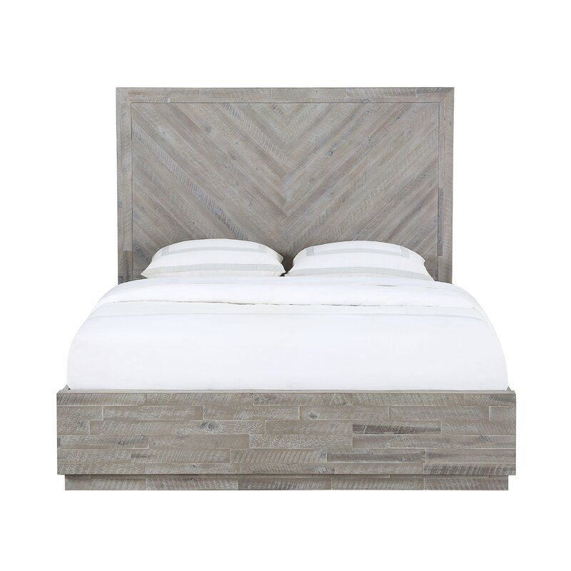 Joss & Main Robards Solid Wood Storage Bed