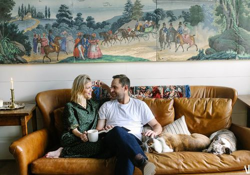 Brooklyn Decker and Andy Roddick's North Carolina Home