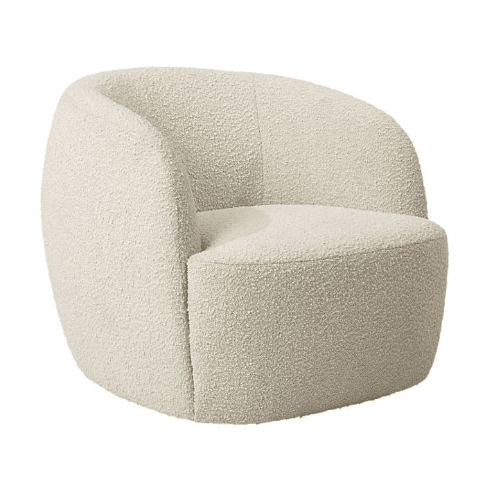 CB2 x Goop Gwyneth Boucle Chair