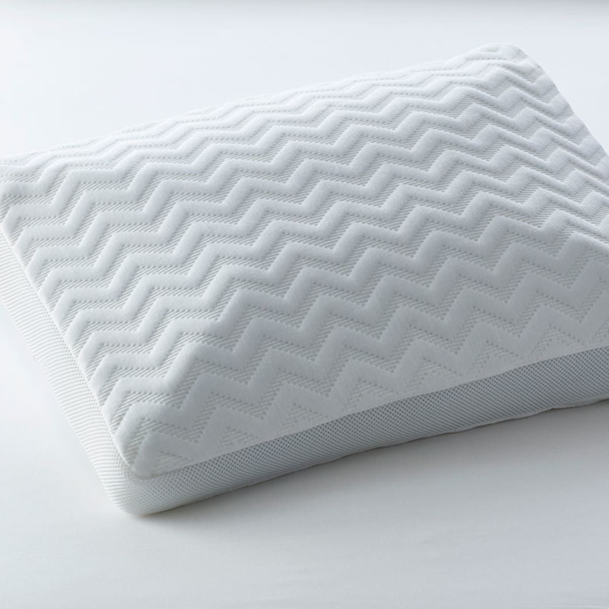 The Company Store Serene Foam Hypoallergenic Side Sleeper Pillow