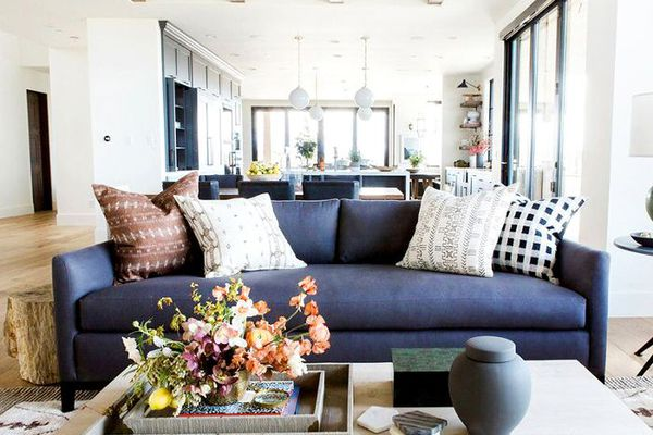Yes It S Possible To Make Your Living Room Look Luxe On Any Budget Here How