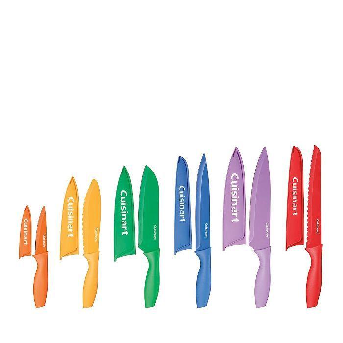 Advantage 12-Piece Color Knife Set