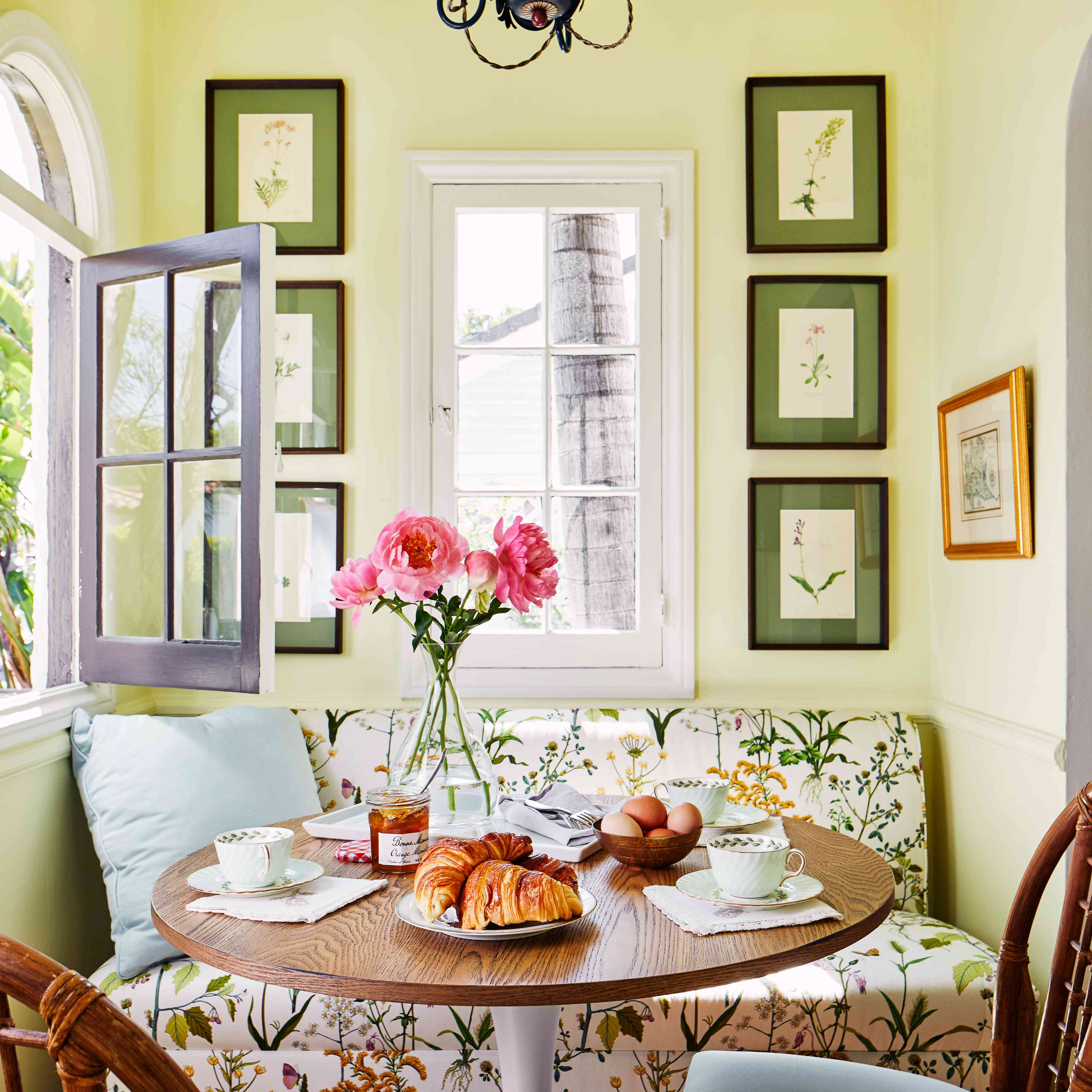 green and chartreuse color