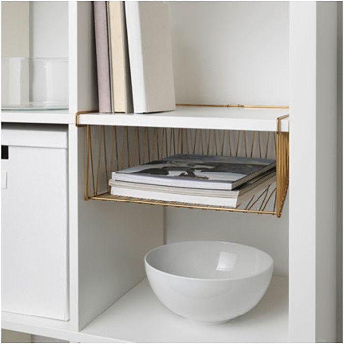 IKEA Kallax cube storage accessories