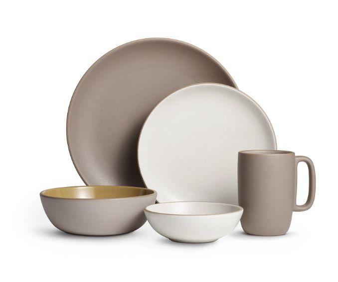 Currey Dinnerware Set