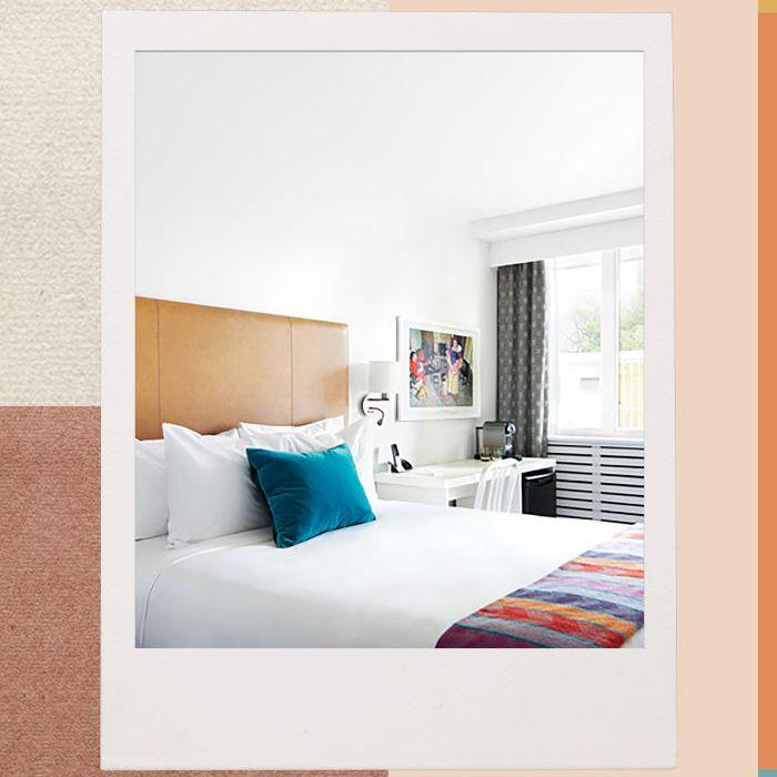 Cosas que hacer en Vancouver — Burrard Hotel Room