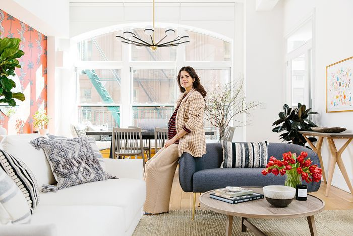 Leandra Medine's newly redecorated Manhattan apartment