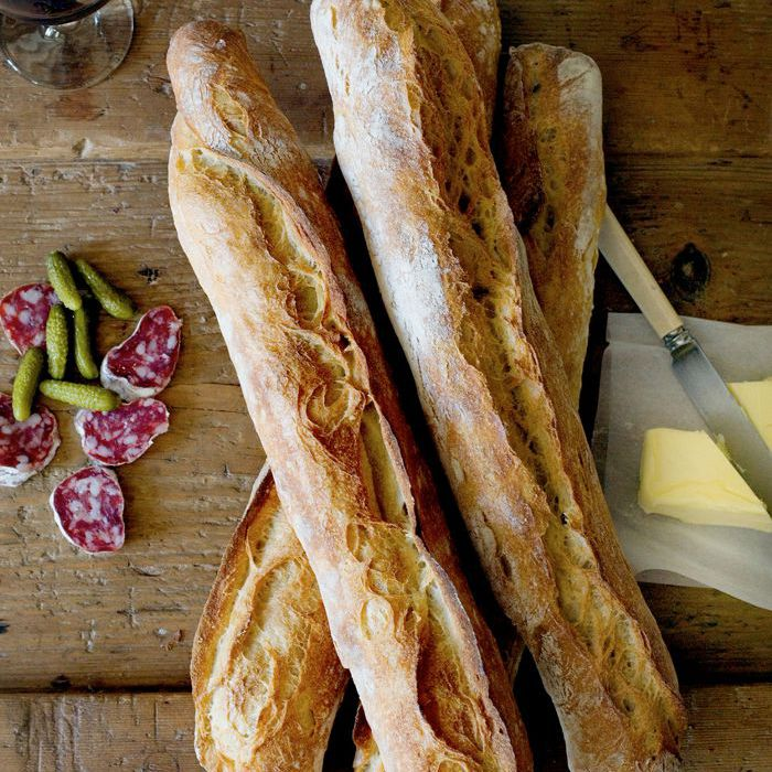 Cook Like a French Girl With This Easy French Bread Recipe