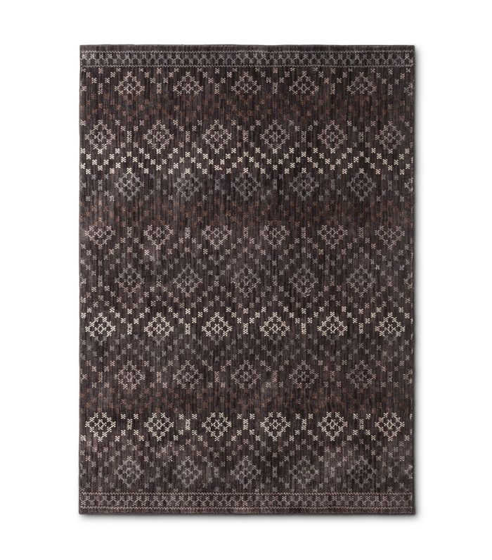 Nate Berkus Diamond Cut Woven Area Rug