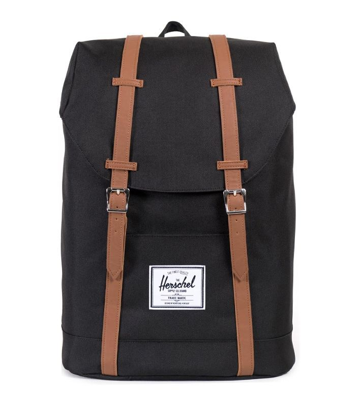 'Retreat' Backpack - Brown