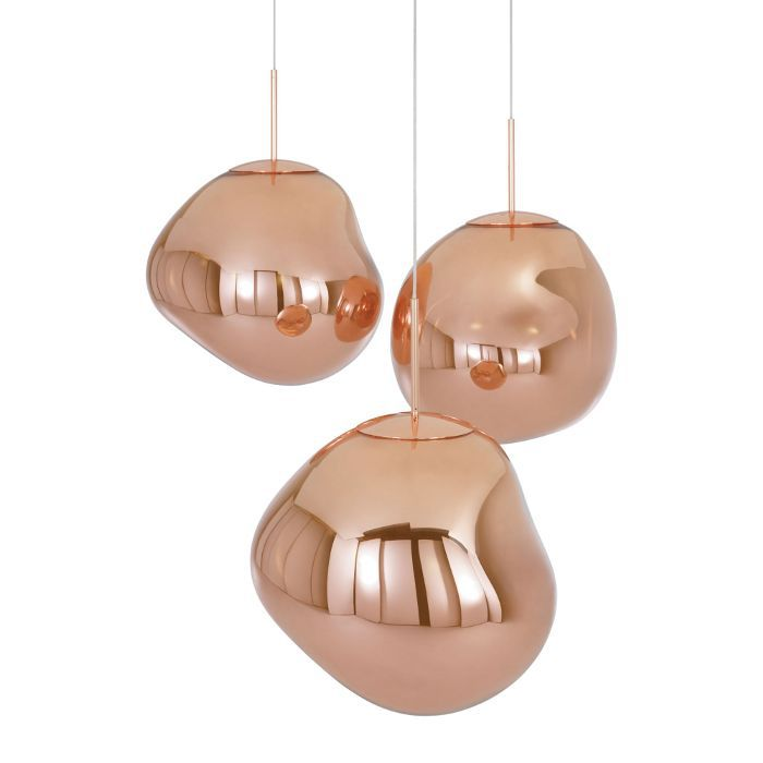 Tom Dixon and Front Design Collective Melt Pendant