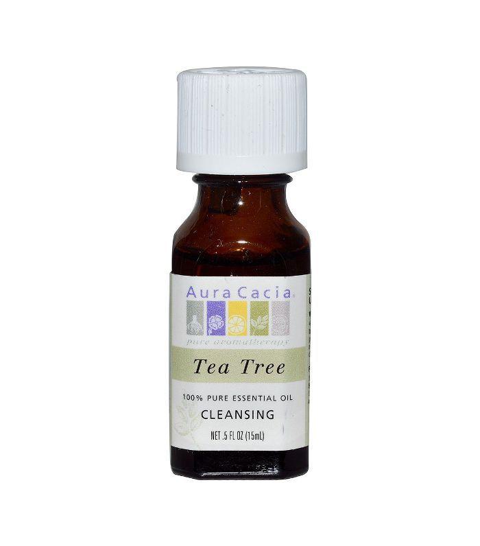 Aura Cacia Essential Oil in Cleansing Tea Tree