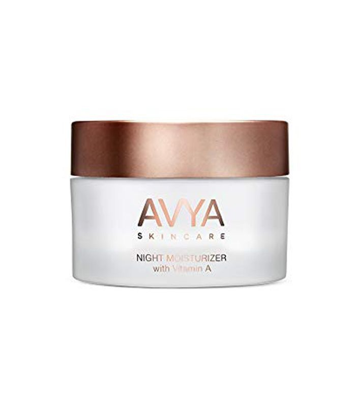 AVYA Skincare Night Moisturizer Best skincare products for 40 year olds