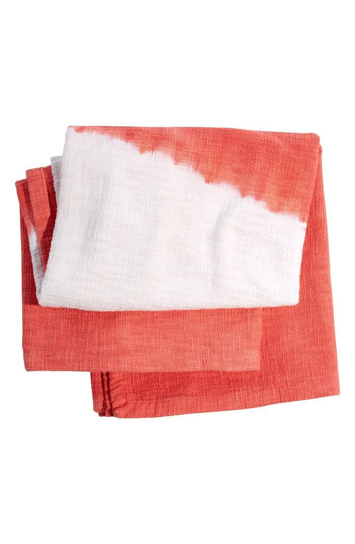 John Robshaw Maneka Dip Dye Throw Blanket