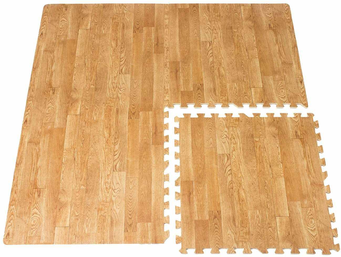 Sorbus Wood Grain Floor Mats