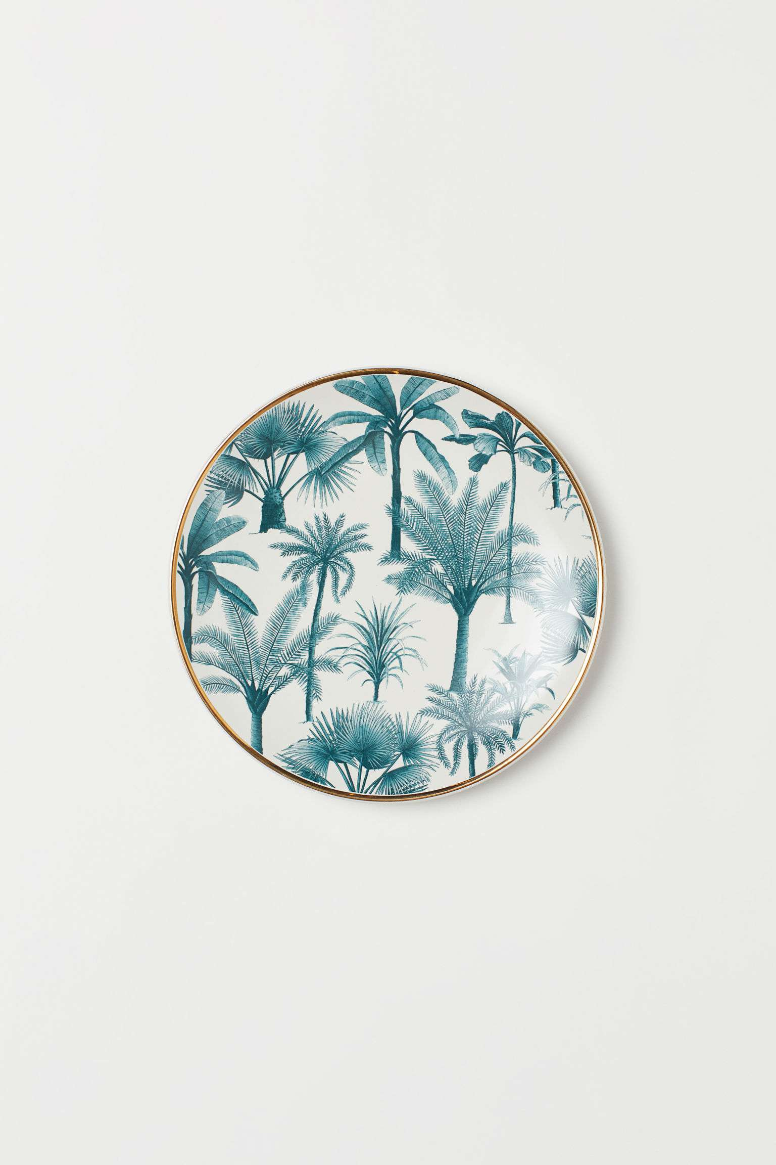 Patterned Plate