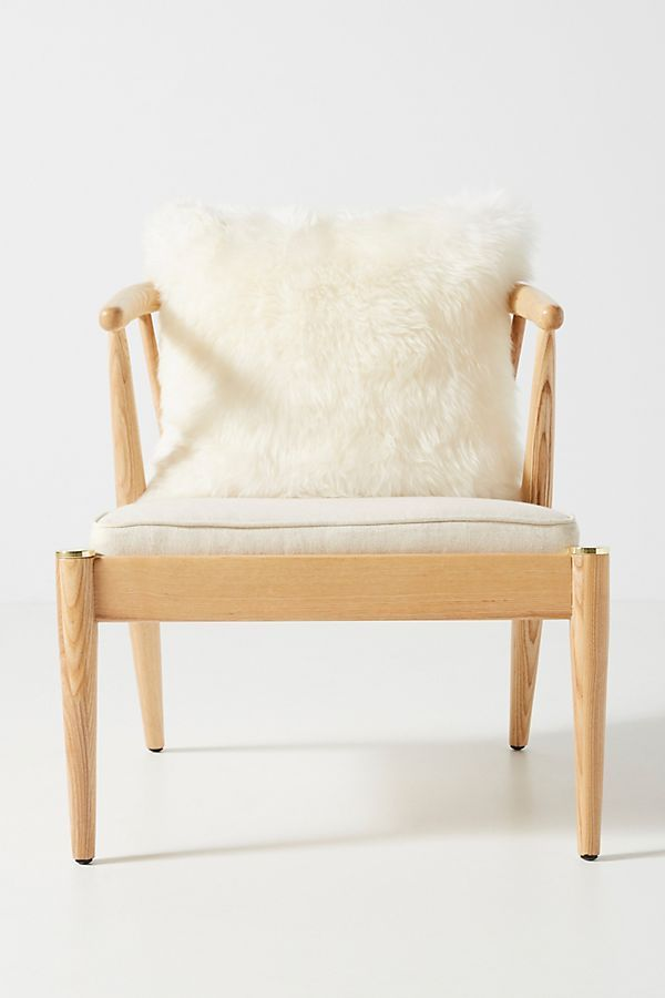 Anthropologie Corbyn Accent Chair