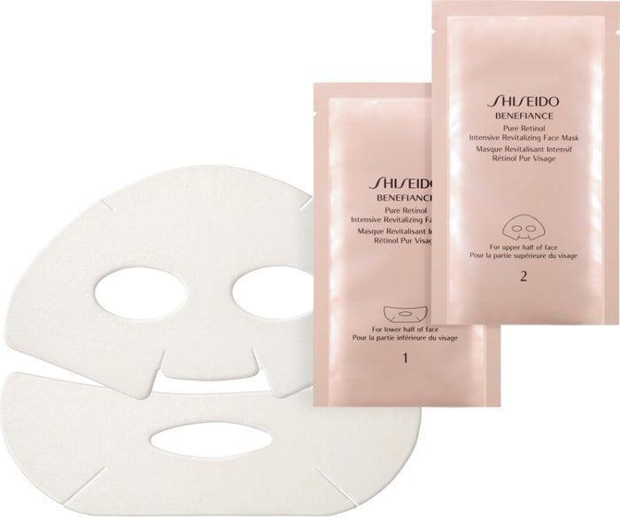 Benefiance Pure Retinol Intensive Revitalizing Face Mask