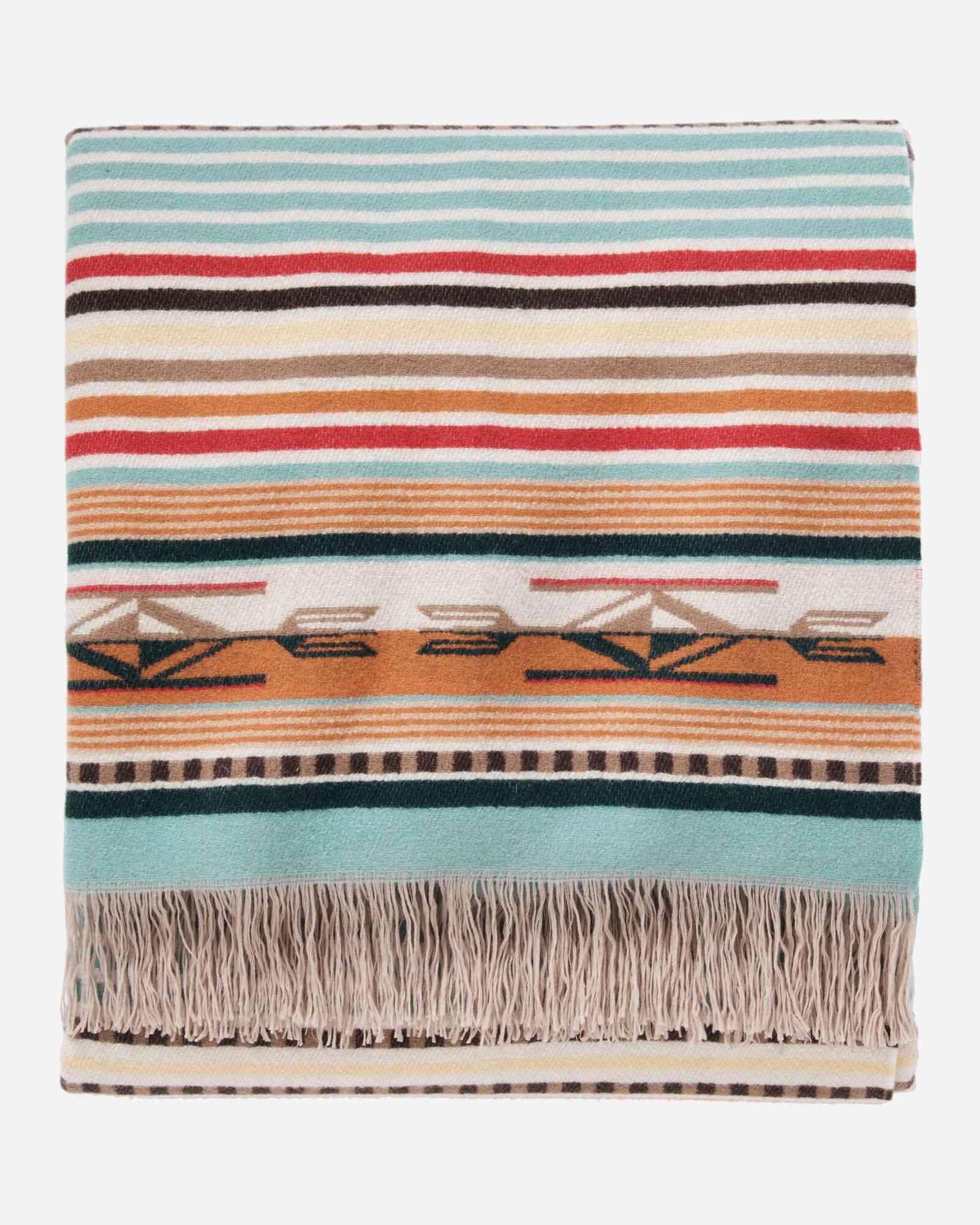 Chimayo Wool Throw