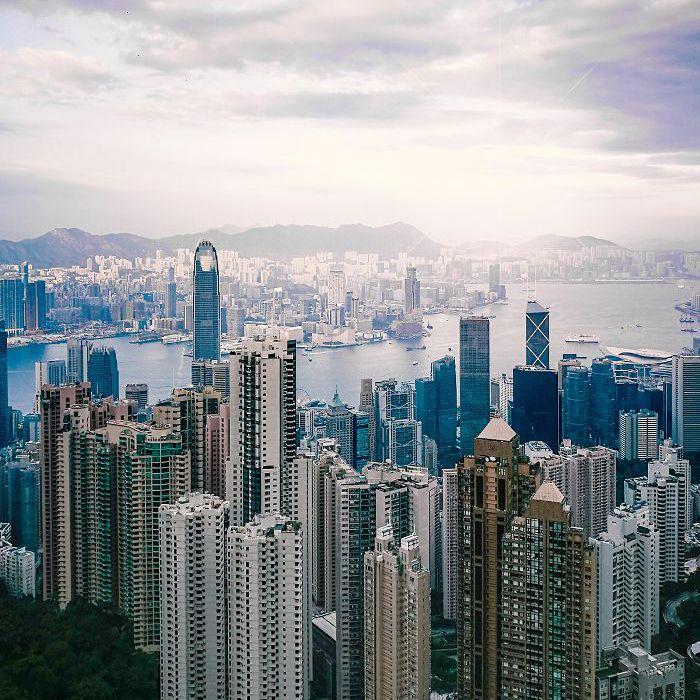 Palisandro Hong Kong