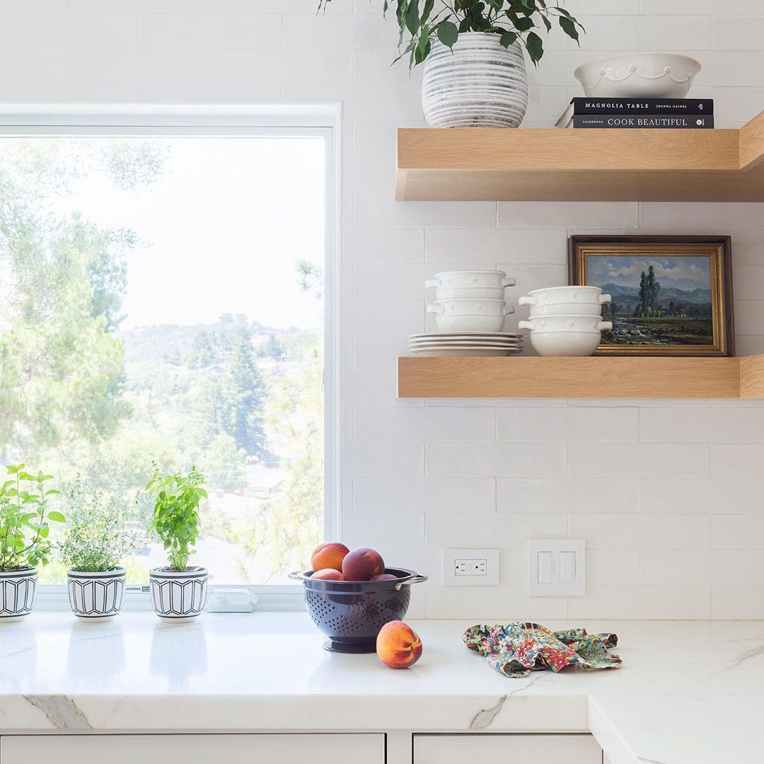 How to Decorate the Top of Your Kitchen Cabinets So You Don't Waste Space