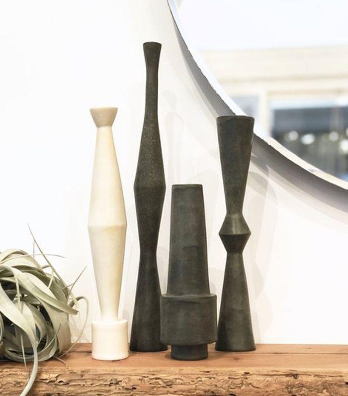 Mantel Bobbie Specker: Vases