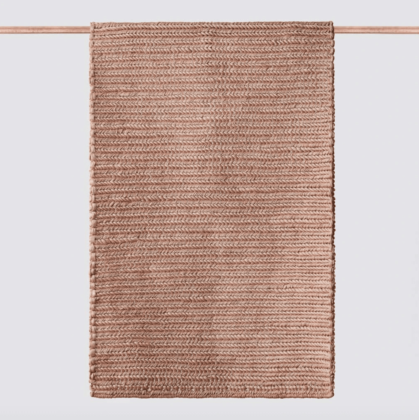 natural accent rug