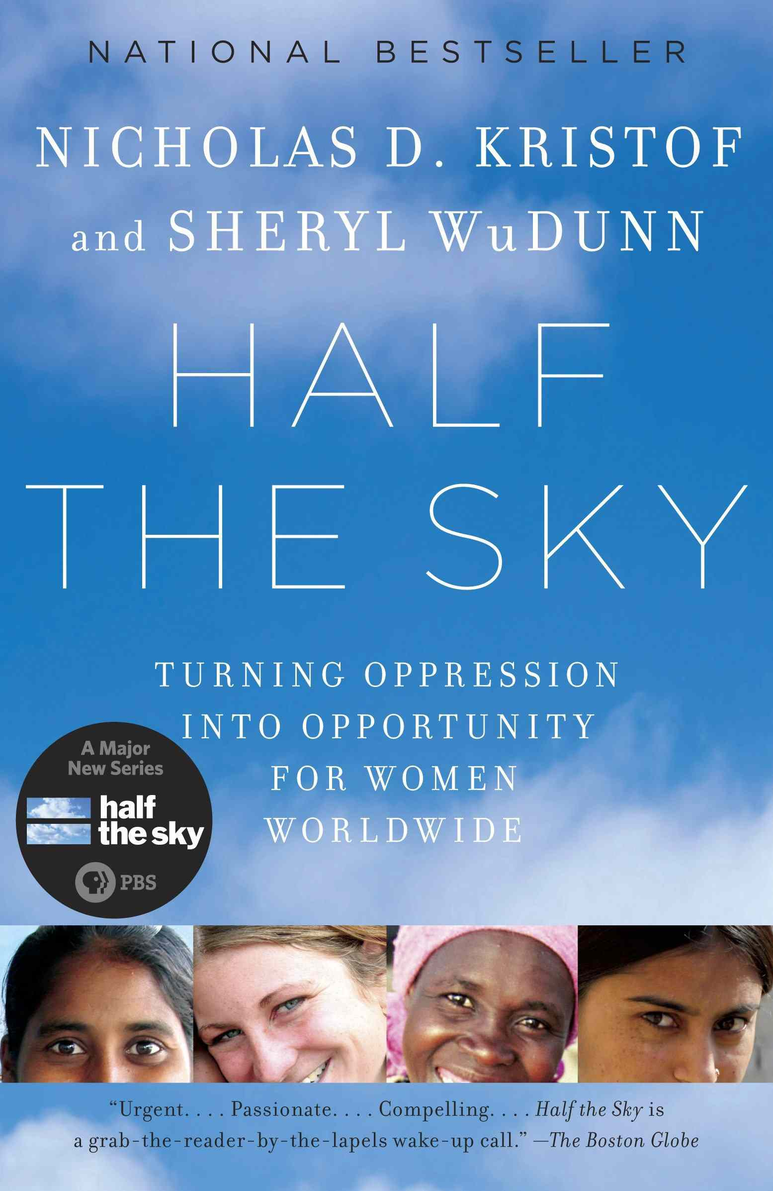 Cover of the book Half the Sky