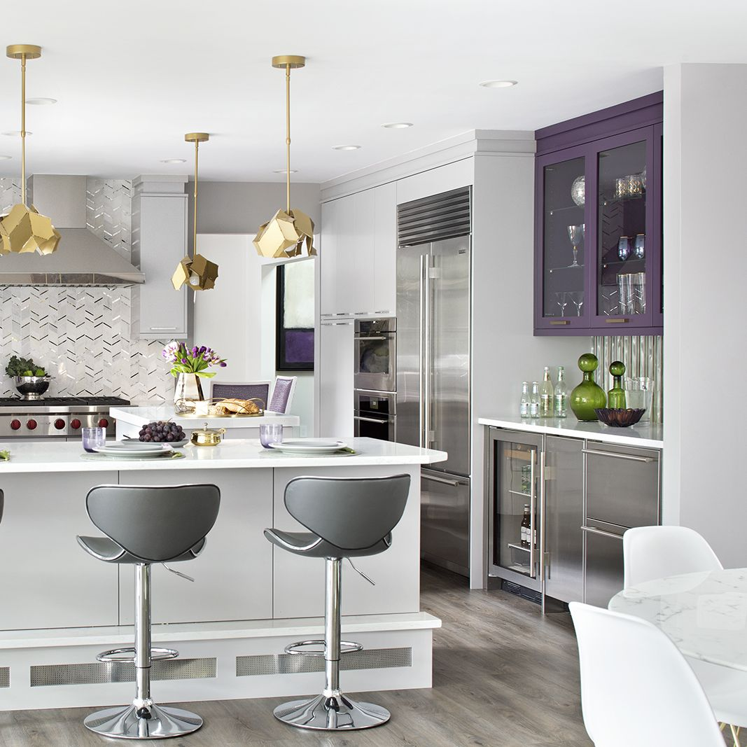 Makeover of the Week: How One Designer Gave a Dated Kitchen the Ultimate Modern Makeover
