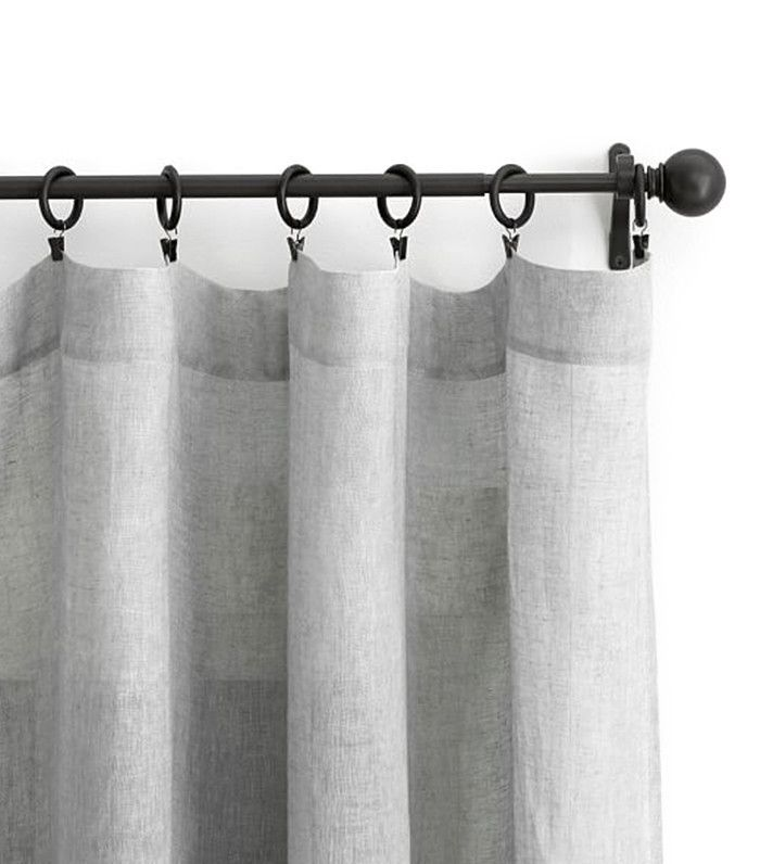 best linen curtains