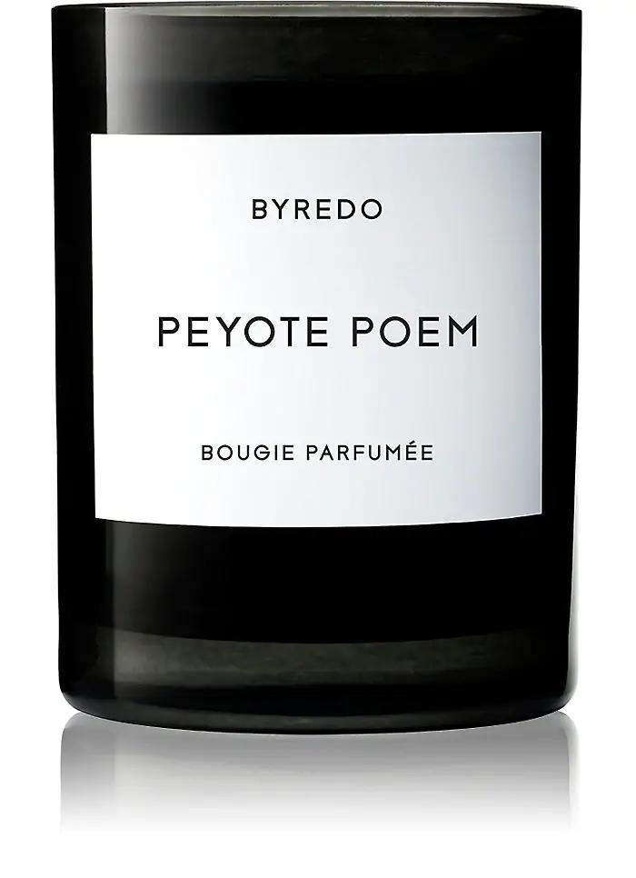 Women's Peyote Poem Candle 240g