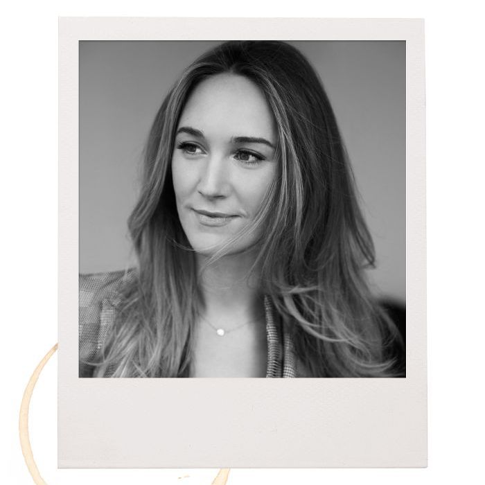 Julia LeClair, cofundadora de Orchard Mile