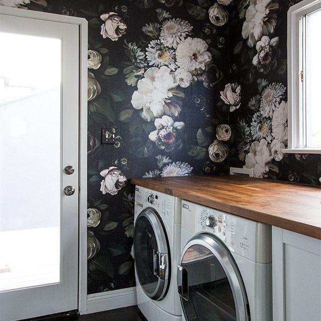 Fondo de pantalla de lavandería