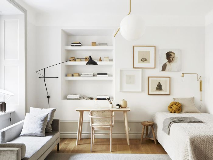 Small-Space Scandinavian Design Tricks to Copy ASAP