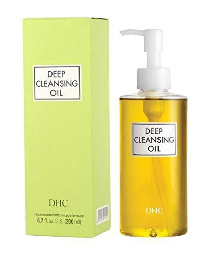 Deep Cleansing Oil, 6.7 Fluid Ounce Facial Cleansing Oil