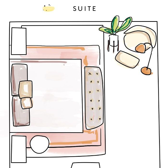 3 Creative Bedroom Layouts for Every Room Size