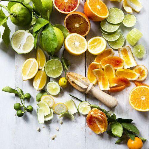 Citrus medley on a cutting board
