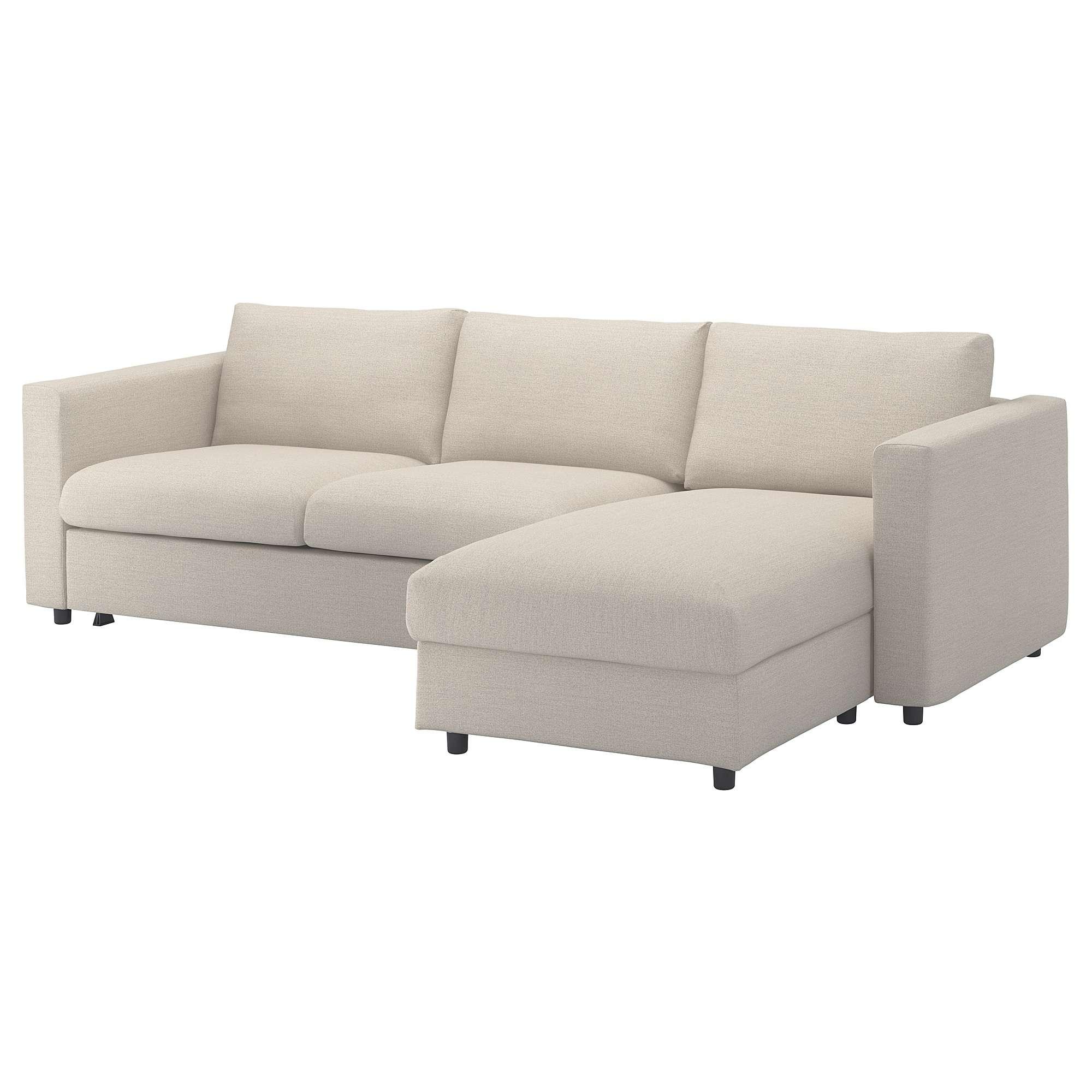 Vimle Sleeper Sofa with Chaise