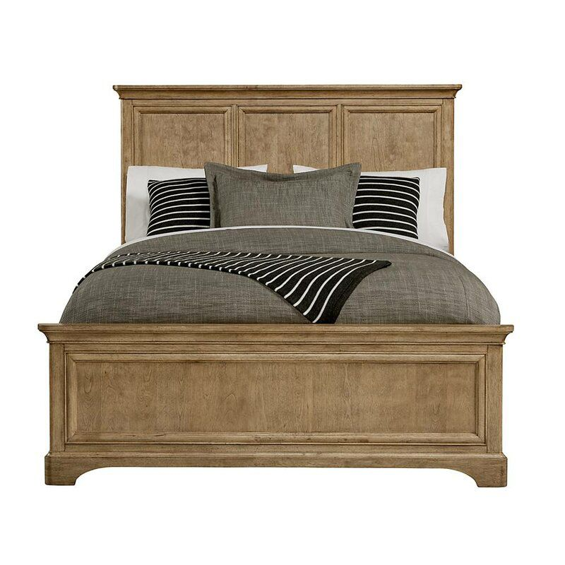 Lueck Panel Bed