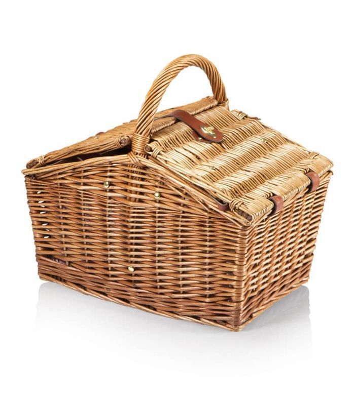 'Piccadilly' Wicker Picnic Basket