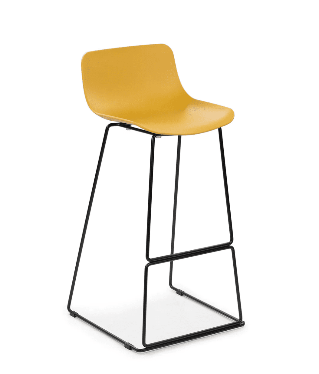 Anco Mustard Yellow Bar Stool by Article