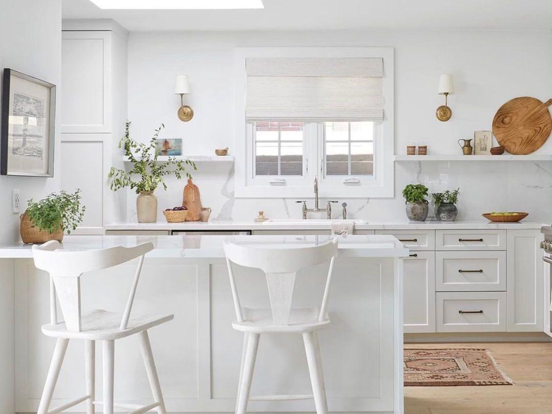 50 Best White Kitchen Design Ideas