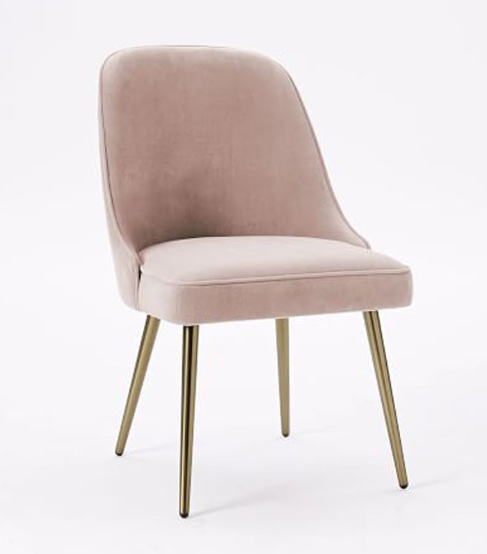 West Elm Mid-Century Upholstered Chair