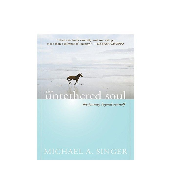 Sobrecubierta The Untethered Soul de Michael A. Singer