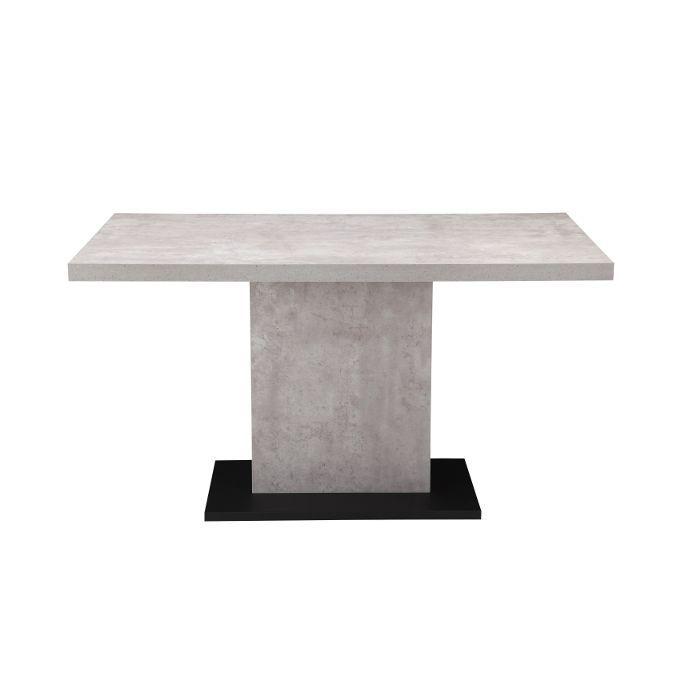Aurelle Home Modern Concrete Kitchen Table