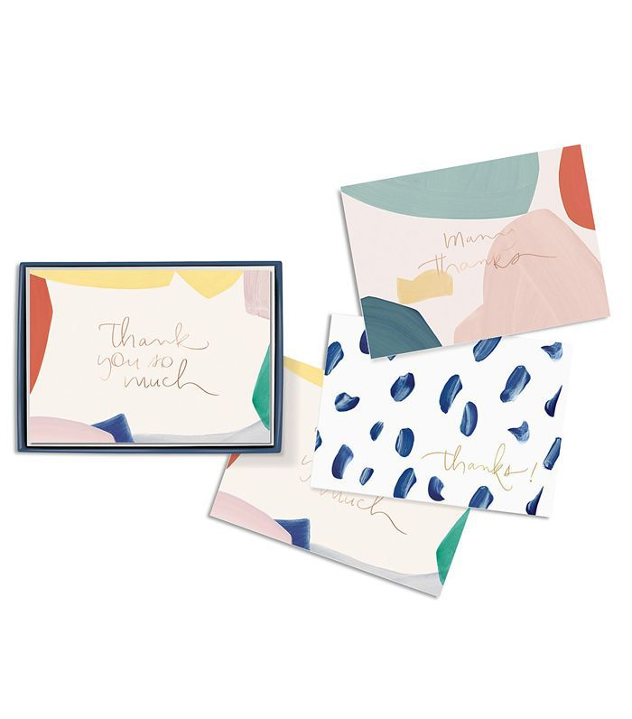 Studio Canvas Thank You Note Cards