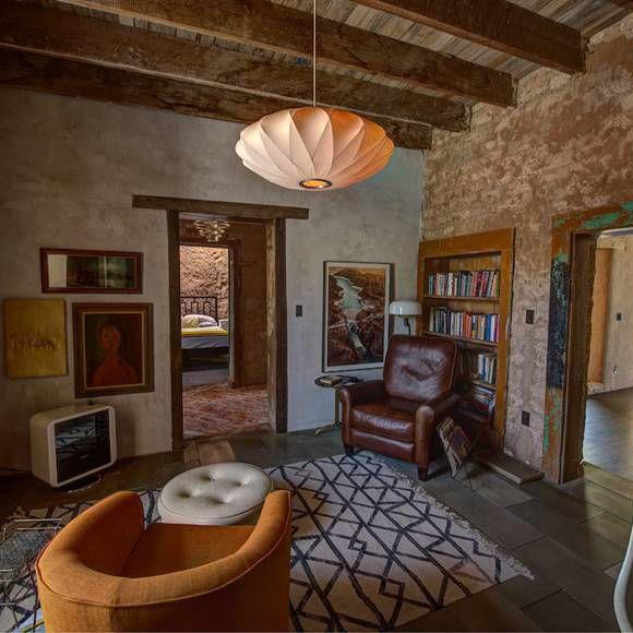 Diane Keaton's $1.5 Million Tucson Home Defines Desert Chic